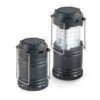 ENERGO FISH Lampa SOLAR Kemping LED