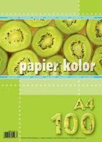 """PAPIER KSERO A4""""100 NIEBIESKI KRESKA"""