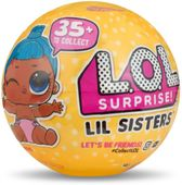 LOL L.O.L SIOSTRZYCZKA LALECZKA SISTERS 3 SERIA zdjęcie 2