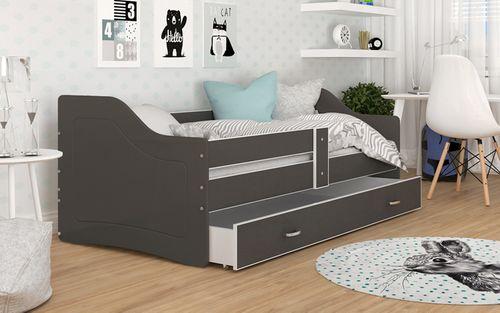 Łóżko SWEETY 180x80 szuflada + materac na Arena.pl