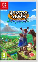 Harvest Moon: One World - Switch Pre-order 05.03