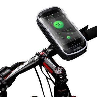 Uchwyt rowerowy WildMan Hardpouch Bike Mount XXS Black
