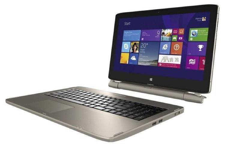 Laptop/Tablet Medion S6214T FHD IPS 4GB 564GB W10 zdjęcie 1