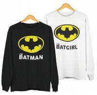 Bluza bluzy dla par klasyczna gruba zestaw komplet