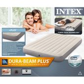 Intex Materac dmuchany Deluxe Single High, 64709 GXP-680211 zdjęcie 6