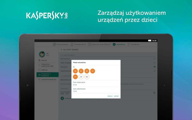 Kaspersky Safe Kids Premium 1 rok na Arena.pl