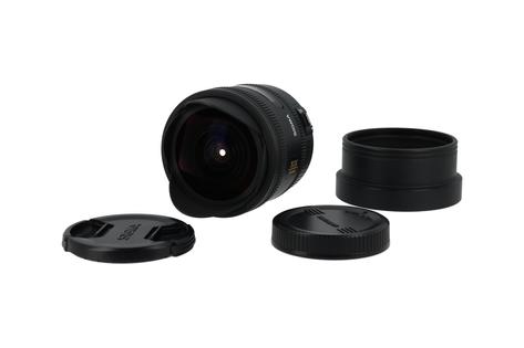 Obiektyw Sigma 10mm f/2.8 EX DC HSM fisheye Canon oryginał