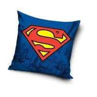 Poszewka na poduszkę jasiek 40x40 (Superman)