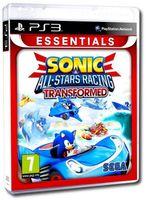 Sonic all Stars Racing Transformed PS3 gra Nowa