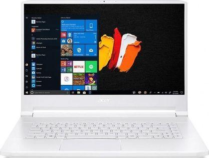 Acer Conceptd 7 Cn715-71 15.6/16Gb/i7-9750H/ssdssd 2X512Gb/w10P/biały