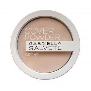 Gabriella Salvete Cover Powder SPF15 Puder 9g 01 Ivory
