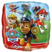 Balon foliowy Paw Patrol Psi Patrol kwadratowy