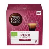 Kapsułki do espresso Nescafé Dolce Gusto Peru