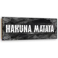 Deco Panel, panorama Hakuna Matata 140x45