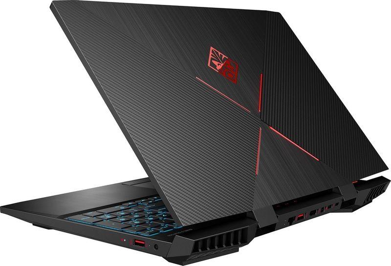 HP OMEN 15 FullHD IPS 144Hz Intel Core i5-8300H Quad 32GB DDR4 256GB SSD NVMe 1TB HDD NVIDIA GeForce RTX 2060 6GB na Arena.pl