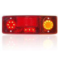 Lampa LED zespolona tylna WE551DP (484)