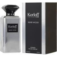 Korloff PRIVATE SILVER WOOD 88ml EDP