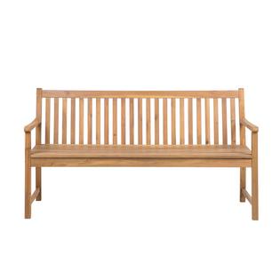 Ławka ogrodowa z certyfikowanego drewna 160 cm VIVARA