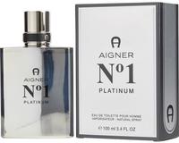 AIGNER No 1 Platinum EDT 100 ml