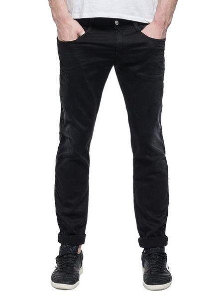 Replay Jeans Anbass Hyperflex Slim Fit  M91400066106B - W30/L34 na Arena.pl