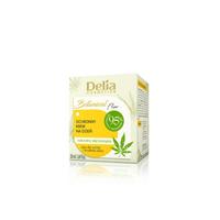Delia Botanical flow Krem na dzień ochronny konopny 50ml