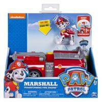 Spin Master PSI PATROL Pojazd z figurka, Marshall