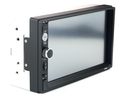 "Radio Samochodowe 2 DIN, ekran 7"" kamera cofania Bluetooth USB SD na Arena.pl"