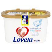 Hipoalergiczne kapsułki do prania bieli i kolorów Lovela (12 sztuk)