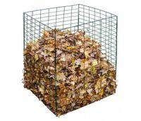 Kompostownik 450 l druciany do ogrodu na odpadki organiczne swe