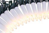 Świeczki LED na choinkę TRADYCYJNE LS-20/LED Ciepły biały