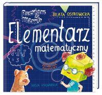 Książka dla dzieci Poczytam Ci mamo ELEMENTARZ MATEMATYCZNY