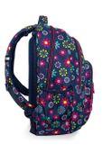 Plecak szkolny CoolPack Basic Plus 27L, Hippie Daisy, B03015 zdjęcie 4