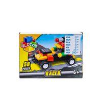 PEPCO - Klocki małe  wóz wyścigowy
