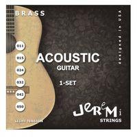 Struny do gitary akustycznej JEREMI AK1150 11-50
