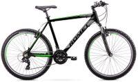 """Rower Romet Rambler 26 R6.1 S(14"""") Czarno- zielony"""