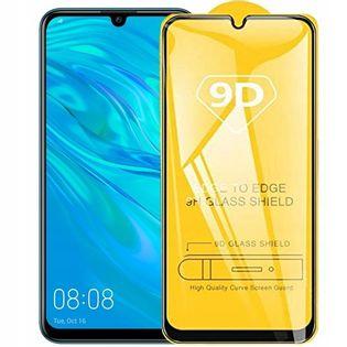 9D SZKŁO HART na Cały Ekran do Huawei P Smart 2019