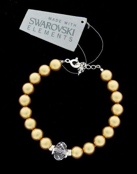 bransoletka z elementami Swarovski® zdjęcie 5