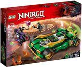 KLOCKI LEGO NINJAGO NOCNA ZJAWA NINJA 70641 || SKLEP NYGUS