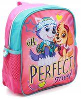 Plecak Psi Patrol plecaczek do przedszkola PAW róż
