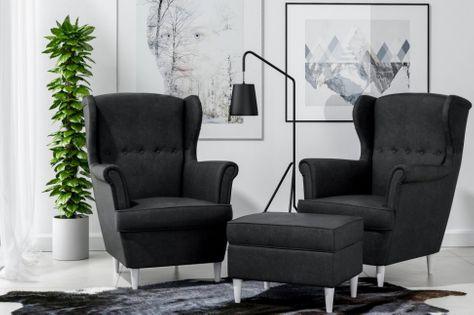 Fotel Amos uszak Okazja tk. spieralna fotele pufa PRODUCENT