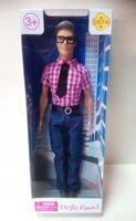 Lalka Ken 29 cm w eleganckim ubraniu 9149