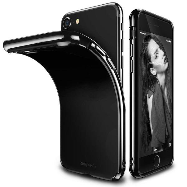 Etui Ringke Air Apple do iPhone 8/7 czarne zdjęcie 1