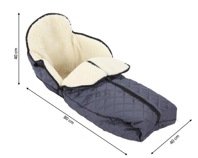SANKI dla dzieci z budką, śpiworem i mufki, pchacz, podnóżki + kółka zdjęcie 8