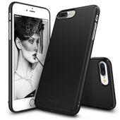 Ringke Slim ultracienkie etui pokrowiec iPhone 8 Plus / 7 Plus czarny (SLAP0022-RPKG)