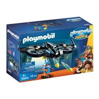 The Movie Robotitron z dronem 70071 Playmobil