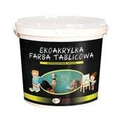 EKOAKRYLKA FARBA TABLICOWA Opakowanie - 0,2 litra, Kolory RAL - RAL 5003