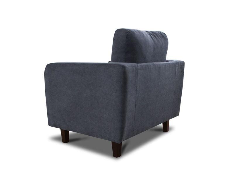 Fotel Kera w stylu skandynawskim do salonu zdjęcie 5