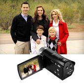 ORDRO DV-12 Kamera cyfrowa z pilotem Full HD 16x Zoom j. polski T237S zdjęcie 4
