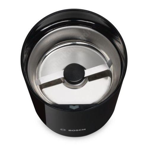 Młynek elektryczny do mielenia kawy Bosch MKM6003 czarny zdjęcie 4