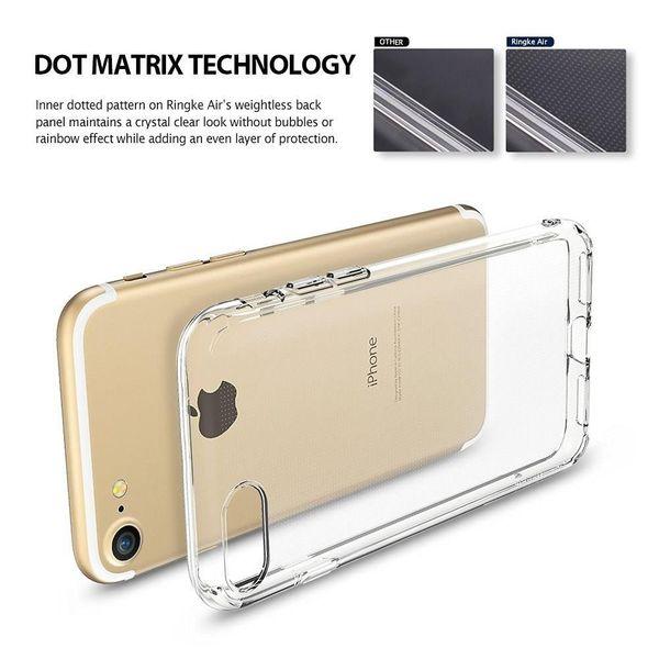 Etui Ringke Air Apple do iPhone 8/7 Rose Gold zdjęcie 2